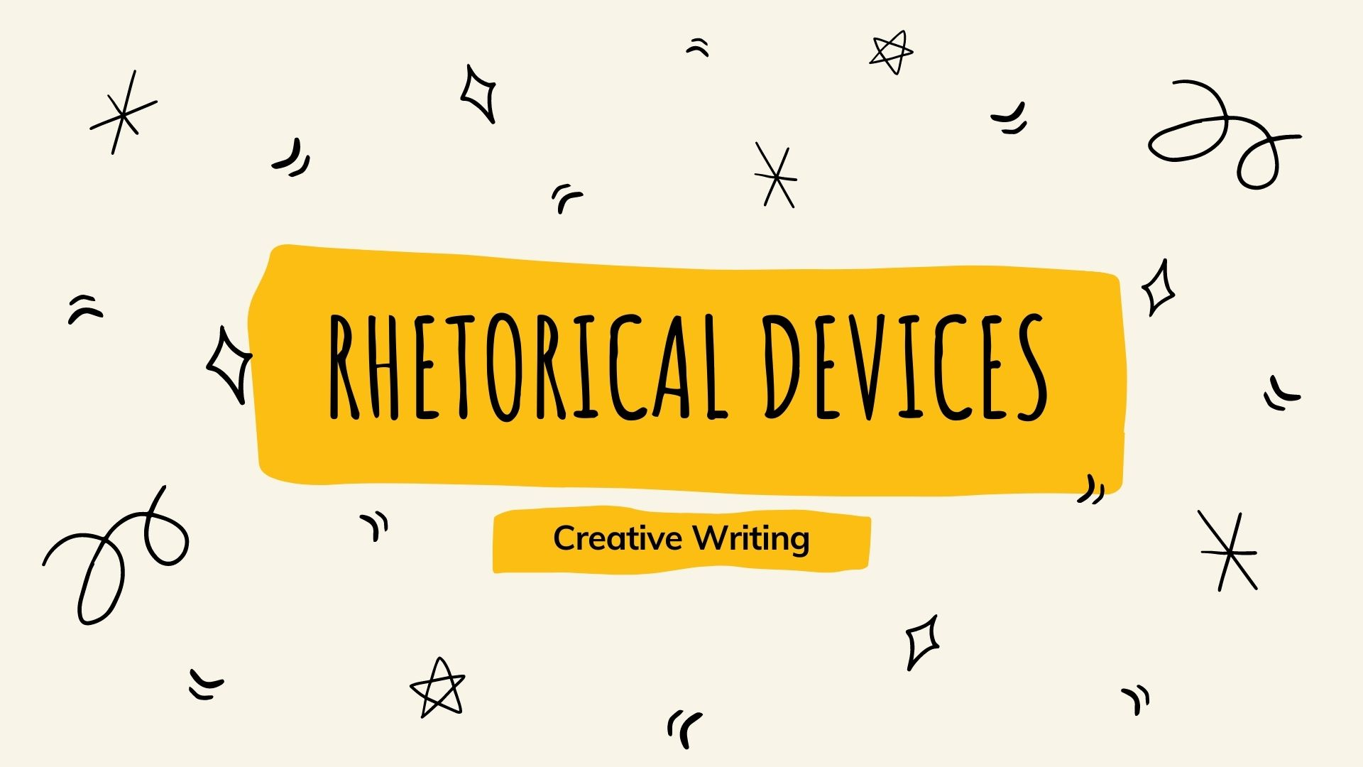 Rhetorical devices and the 10 most commonly used rhetorical devices