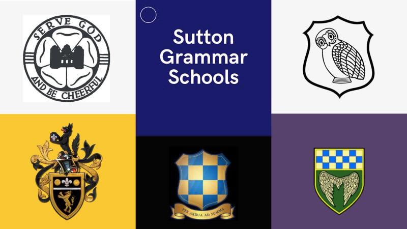 sutton grammar schools