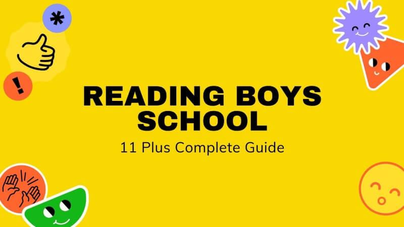 Reading boys school