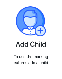 add child to your account